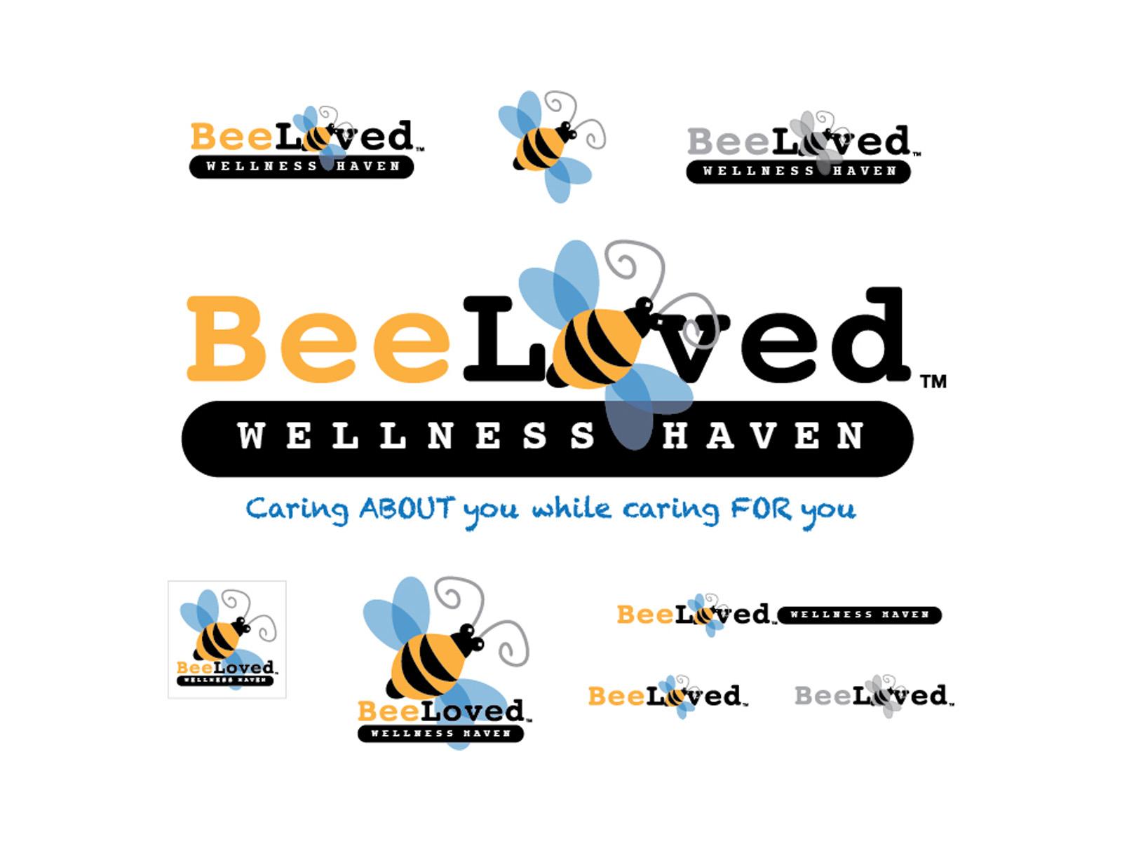 BeeLoved Logo Sheet