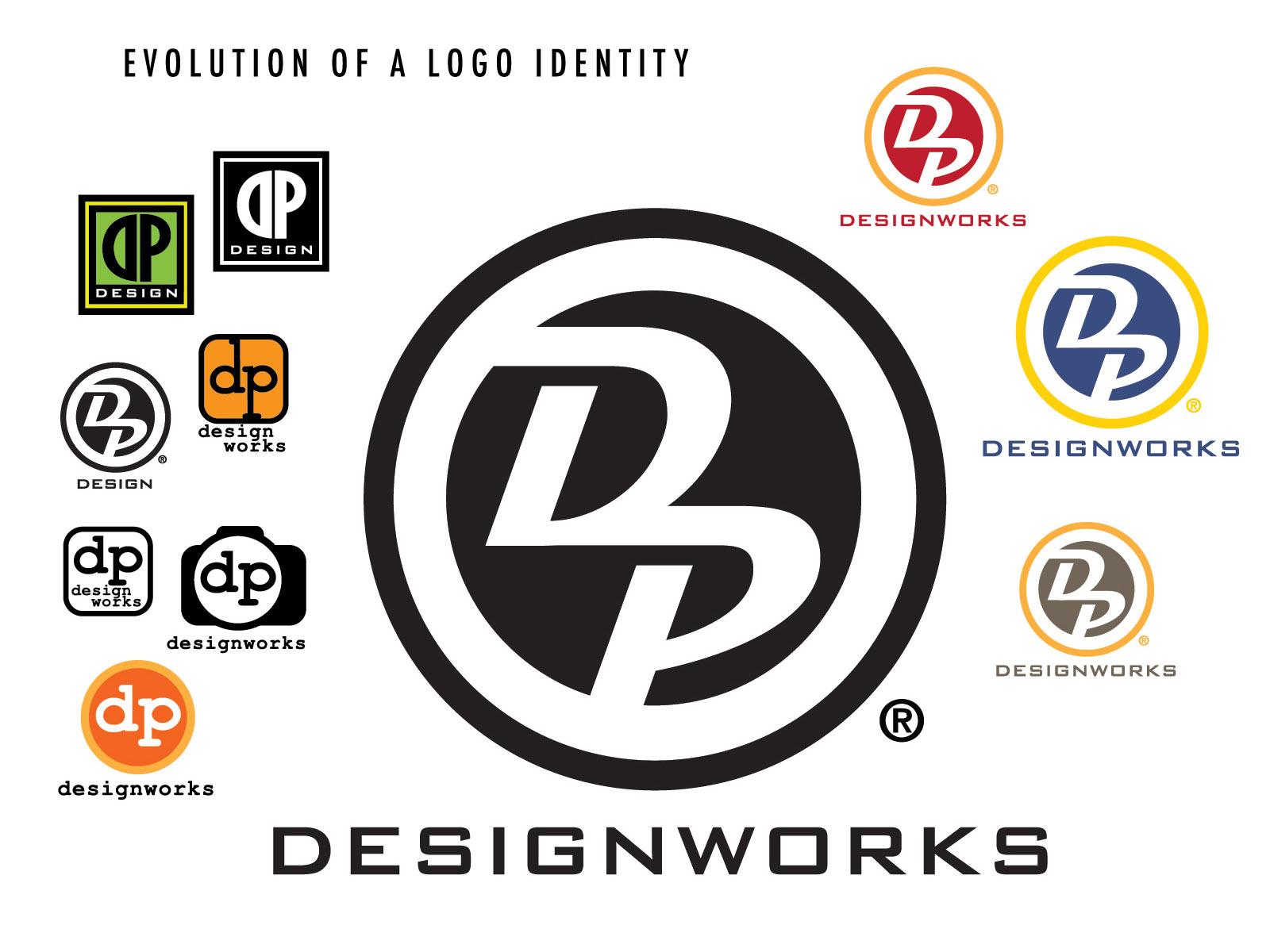 DPdesignWorks Logos