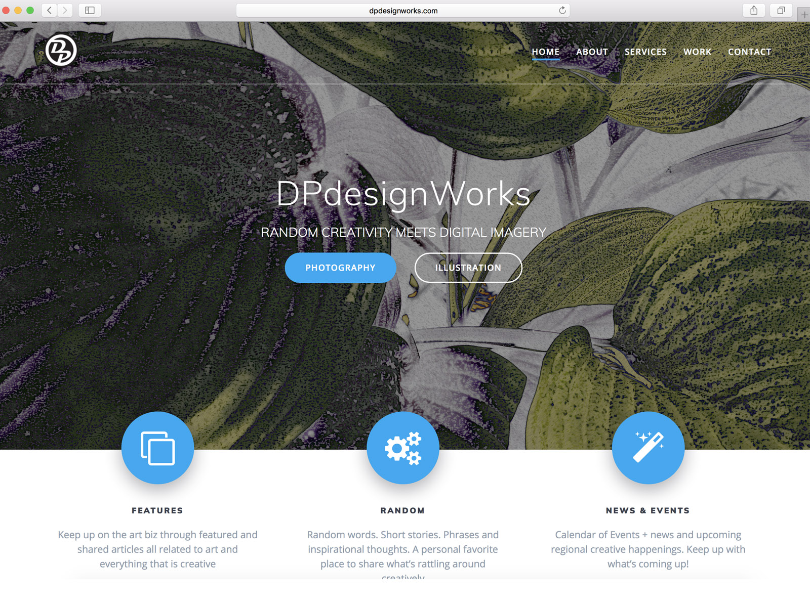 DPdesignWorks Home Page