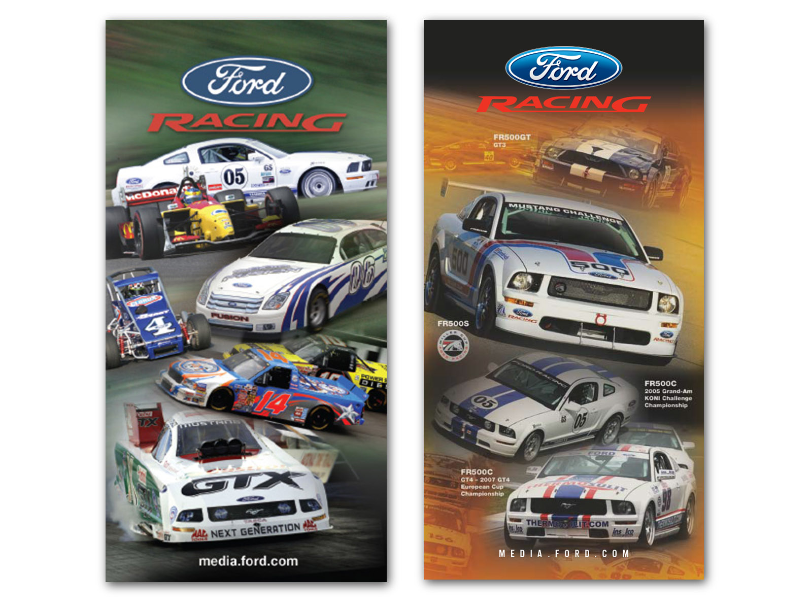 Ford Media Covers