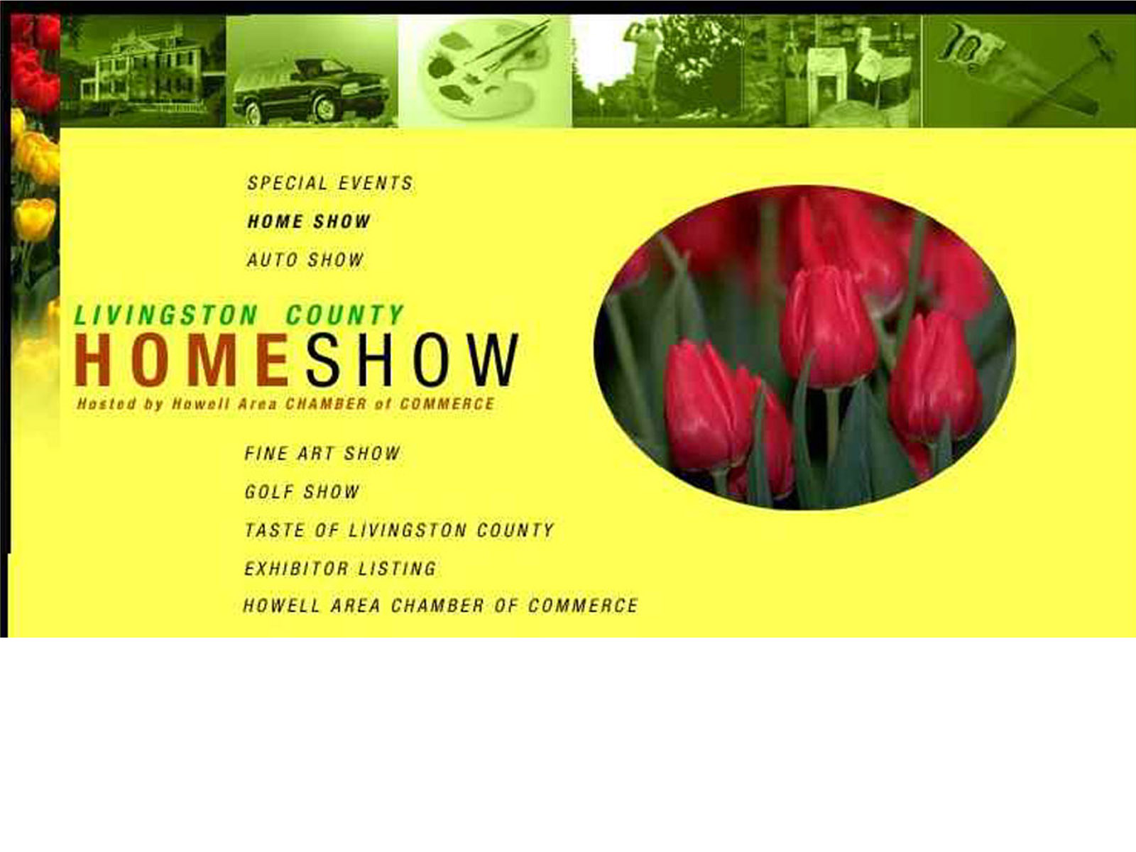 Livingston County Home Show