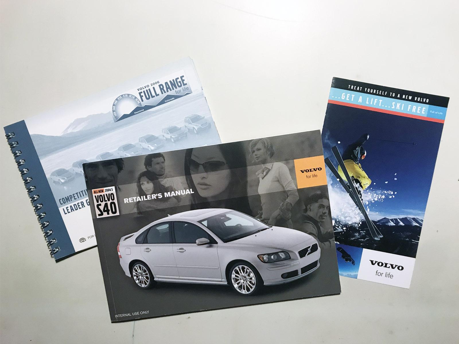 Volvo Materials