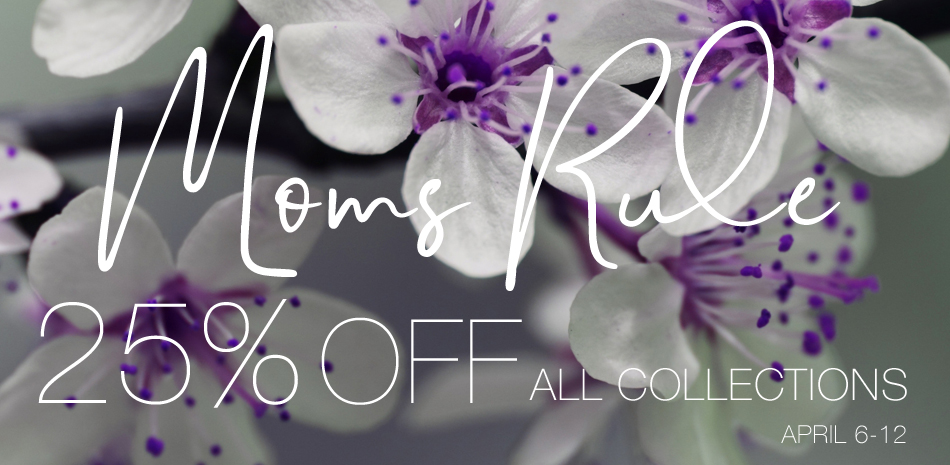 MOTHERS DAY 25off collections slider