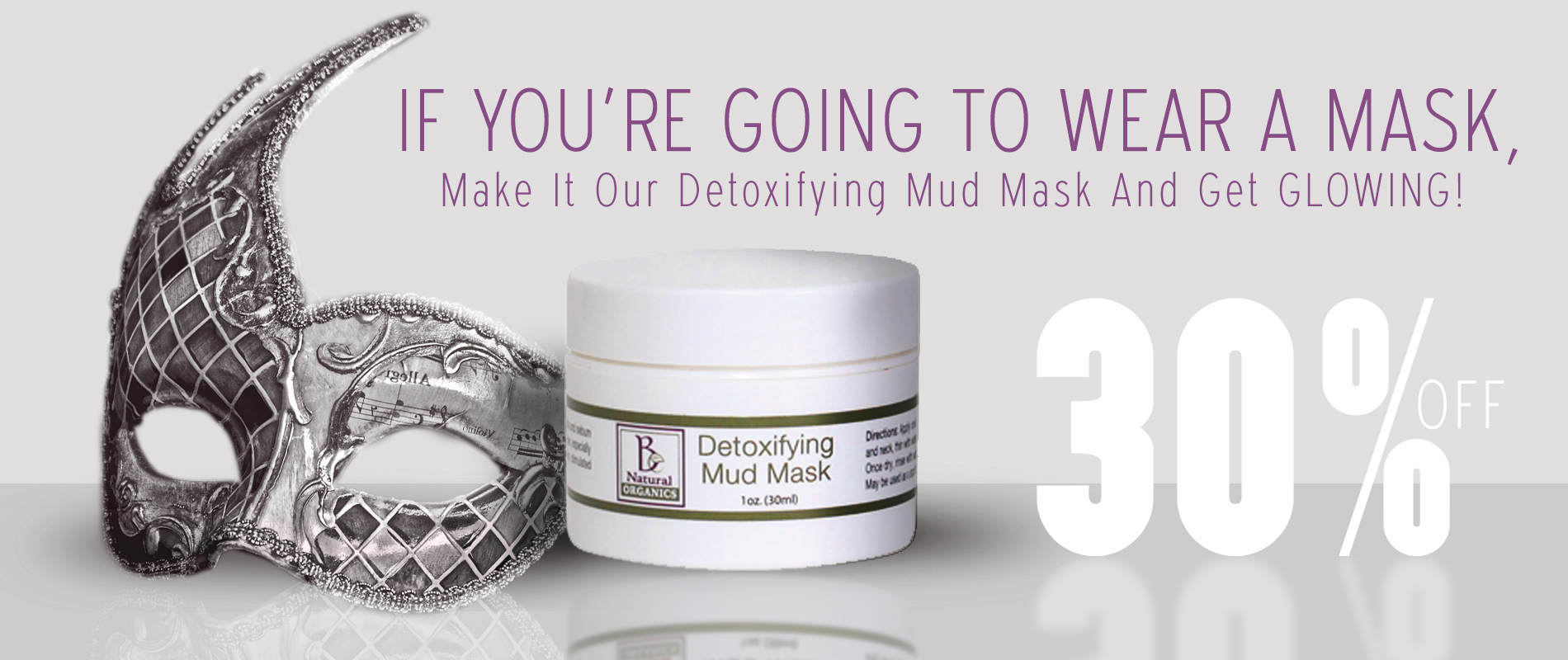 HALLOWEEN DETOX MASK 30%OFF 1900x800