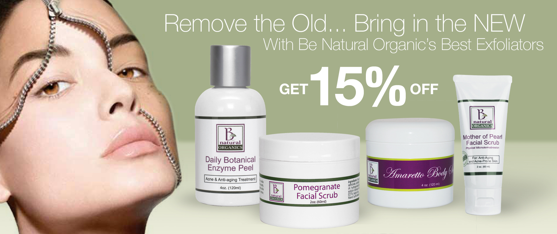 REMOVE THE OLD EXFOLIATION SALE 15%OFF 1900x800 v2
